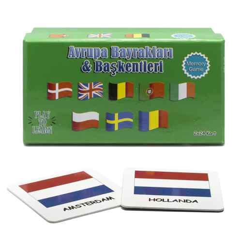 Avrupa Bayrakları